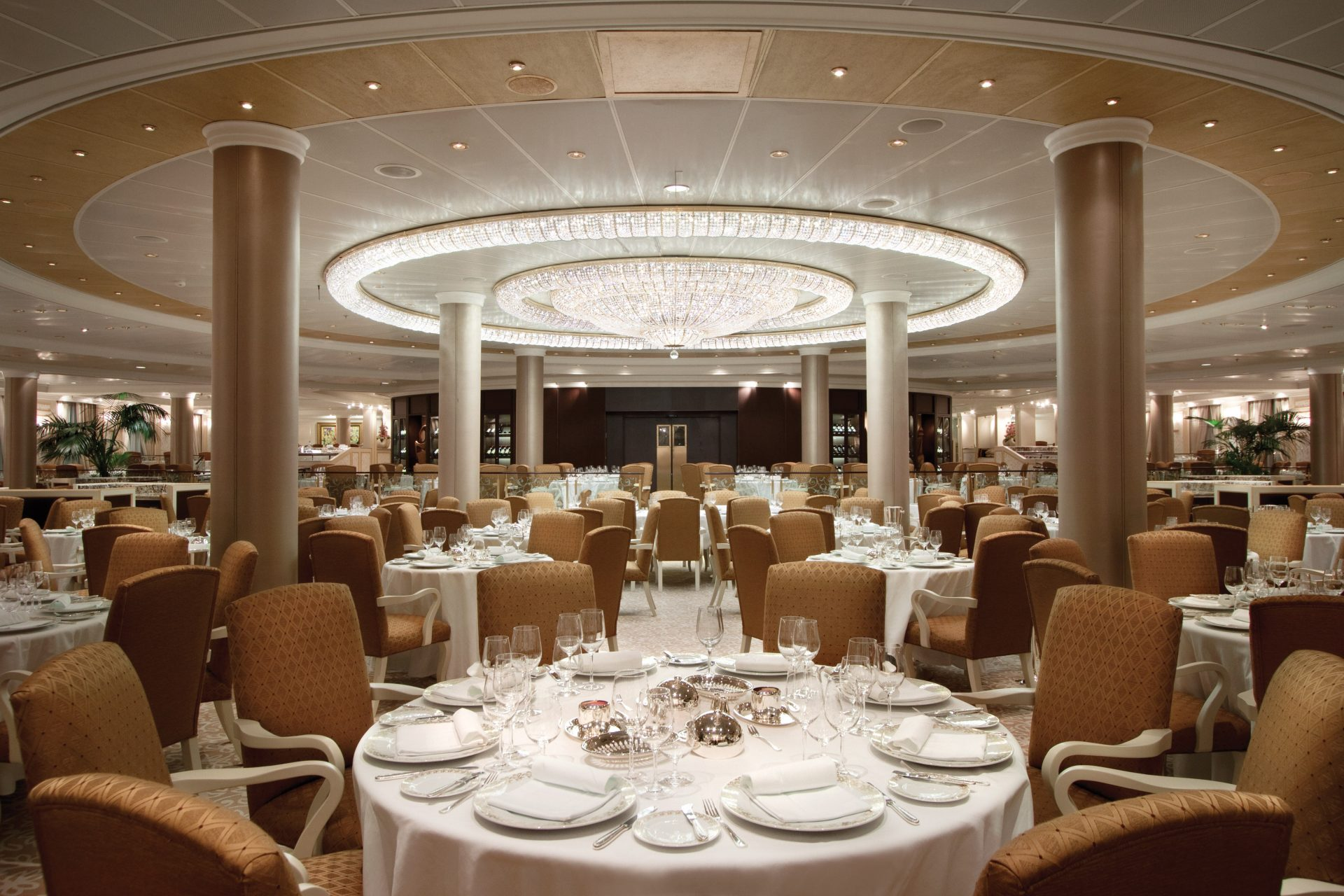 Oceania Restaurant Grand Dining Room